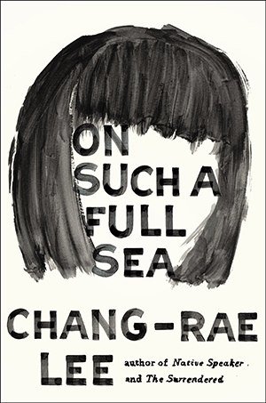 Chang-Rae Lee Book Jacket