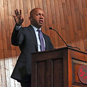 Bryan Stevenson at Exeter