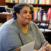 Roxane Gay at Exeter