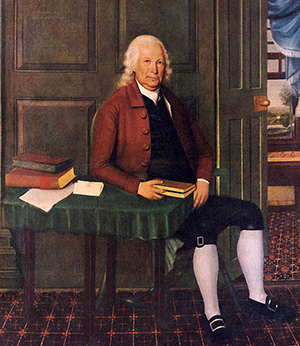 Portrait of John Phillips