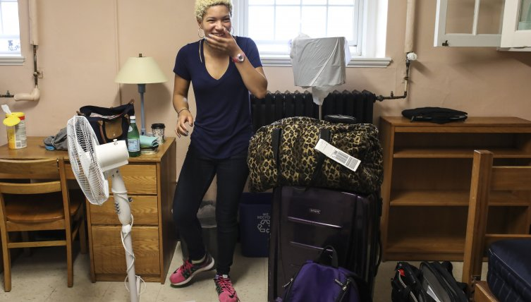 Move-In Day is just around the corner. Be sure to bring the right stuff.