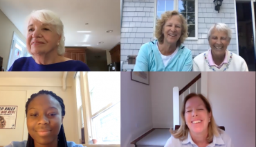 First alumnae share stories about the early years