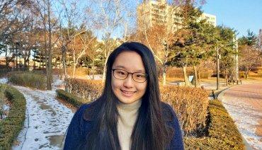 Yunseo Choi '21 wins gold at international math event