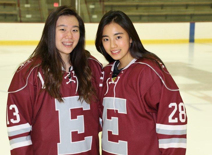 Phillips Exeter Academy Girls Hockey Seo Kwak Tammy Zhu