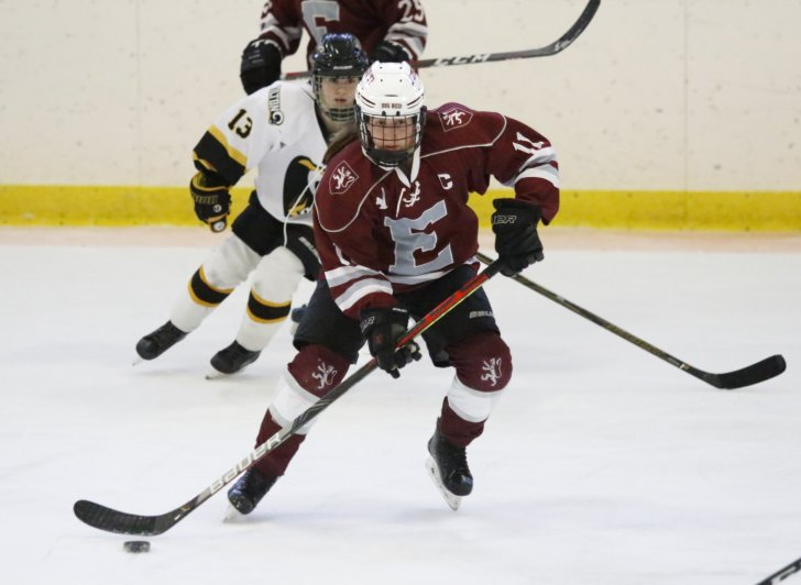 Phillips Exeter Academy Girls Hockey Abby Smith