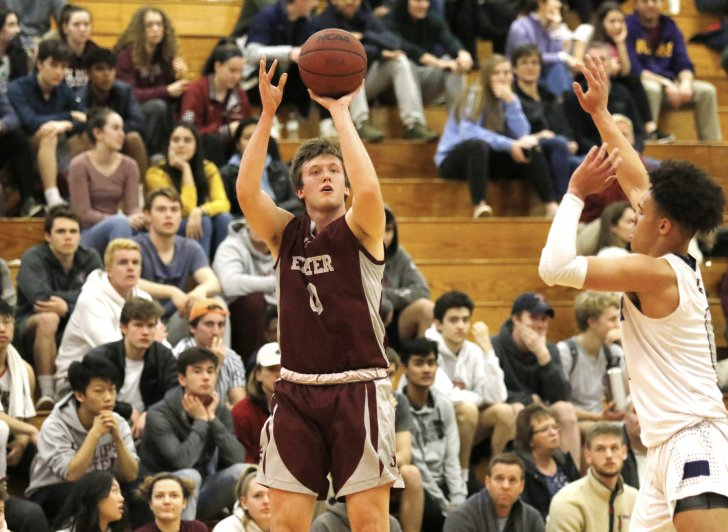 Phillips Exeter Academy Basketball Neil Owens