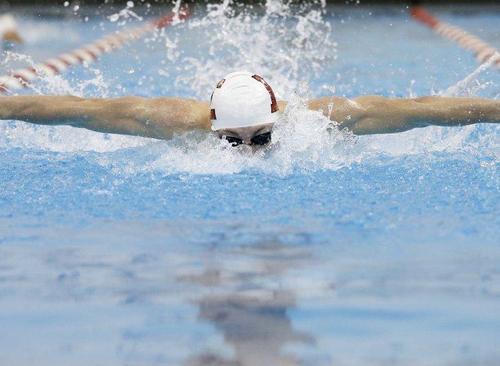Phillips Exeter Academy Swimming Andrew Benson