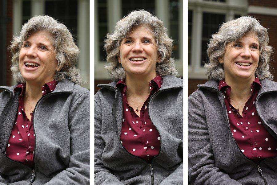 Carol Cahalane seen from three viewpoints