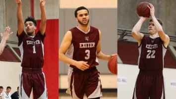 Phillips Exeter Academy Basketball March Madness