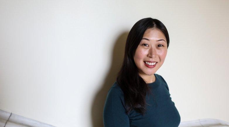 Photo of Hannah Lim.