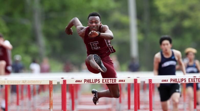 Phillips Exeter Academy Track Matthew Wabunoha