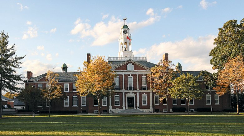 The Academy Building at Phillips Exeter Academy