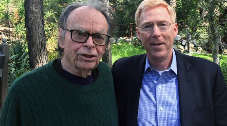 Ted Scudder and Bill Rawson