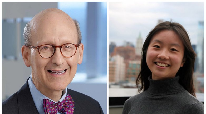 Robert N. Shapiro and Helen Xiu
