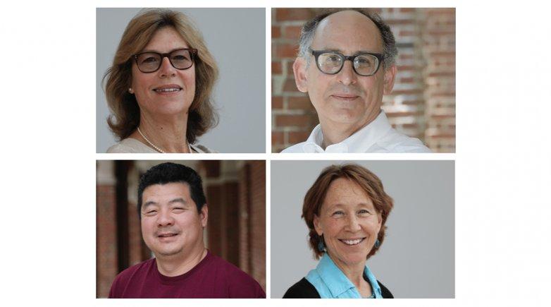 Gail Scanlon, Peter Schultz, Sarah Ream and Zuming Feng