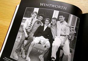 Jason Kang and friends Wentworth