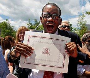 Jameel Graduation