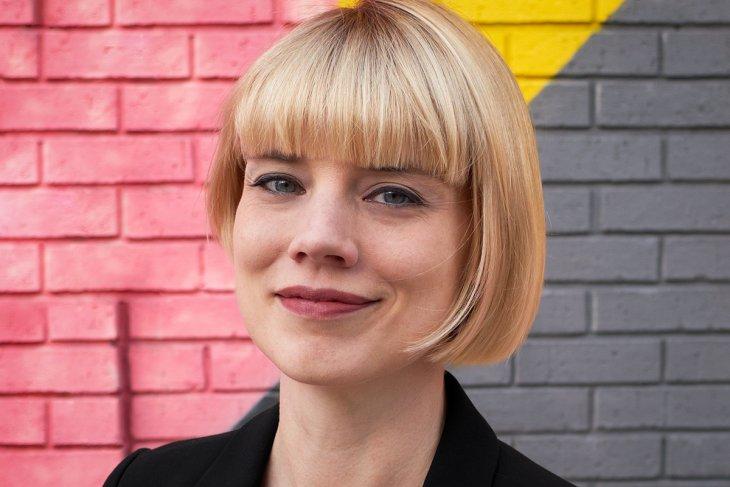 Headshot of Hannah.