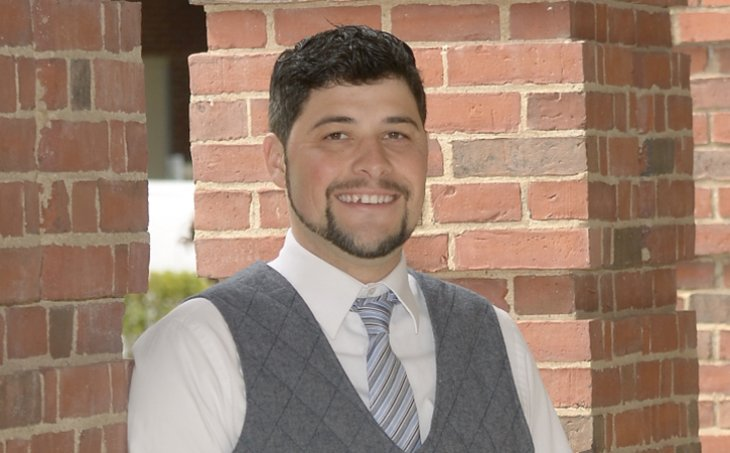 Director of athletic training at Exeter Adam E. Hernandez