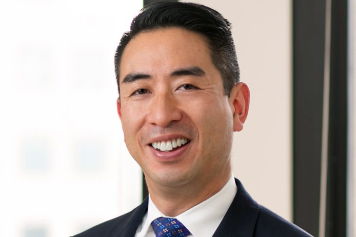 Headshot of David Tsai
