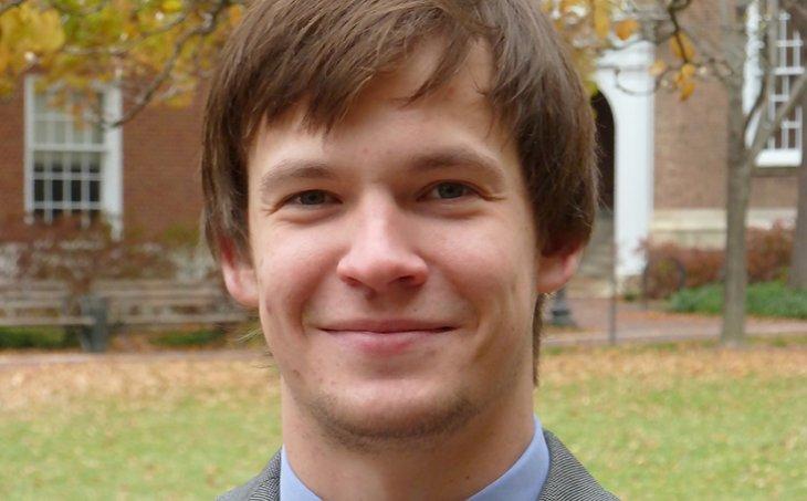 Exeter graduate Peter Kalugin