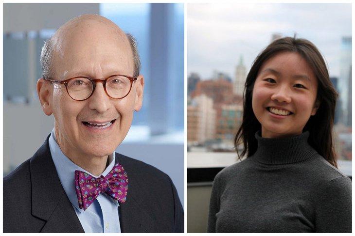 Robert N. Shapiro and Helen Xiu