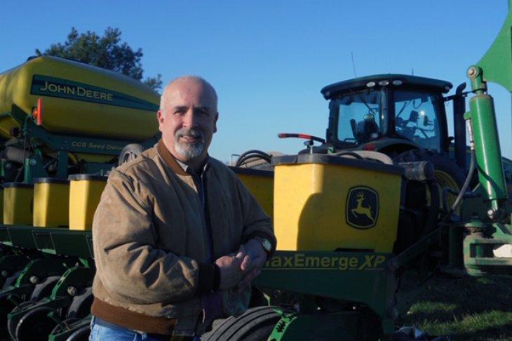 Agriculturalist John Warner